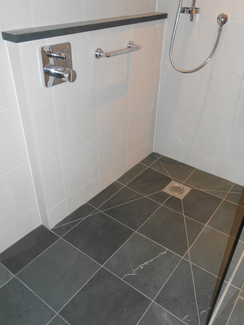 Wet Rooms and Pools - C&A Bennett : C&A Bennett